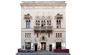 Konstnärshuset och SKF