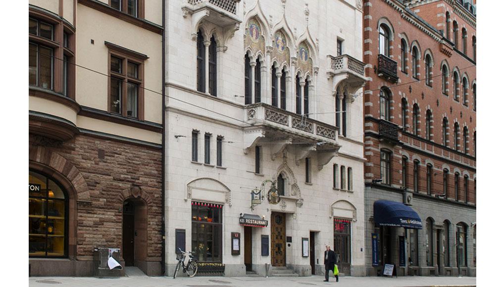 Konstnärshuset, Stockholm
