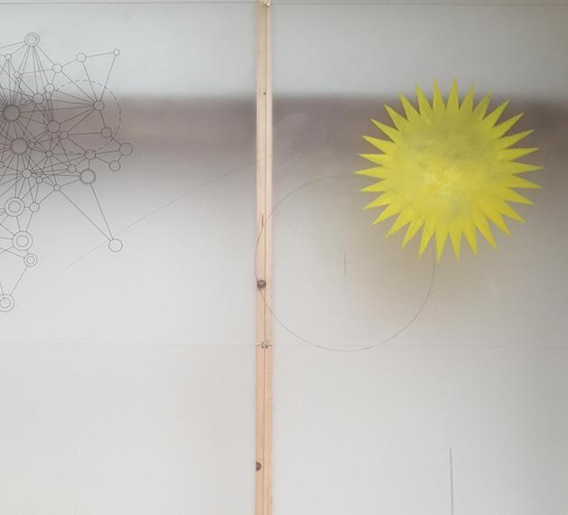 Peter Hagdahl på Konstnärshuset 2018