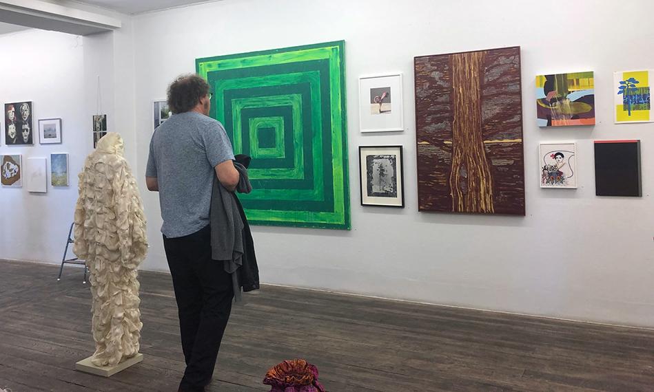 Årsringar 2019 Lilla Galleriet